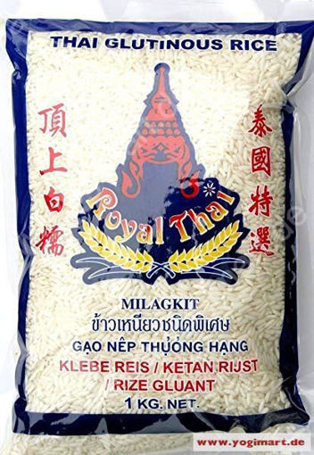 Bild von Royal Thai Sticky Rice Glutinous 1kg