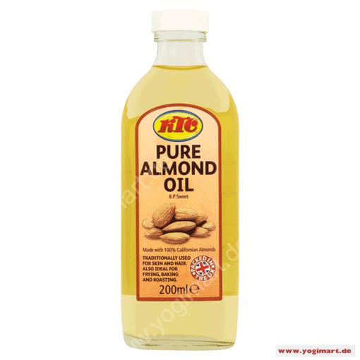 Picture of KTC Almond Oil 200ml