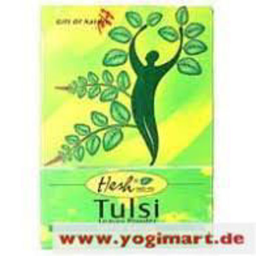Bild von Hesh Tulsi Leaves Powder 100g