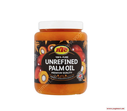Bild von KTC Unrefined Palm Oil 500ml